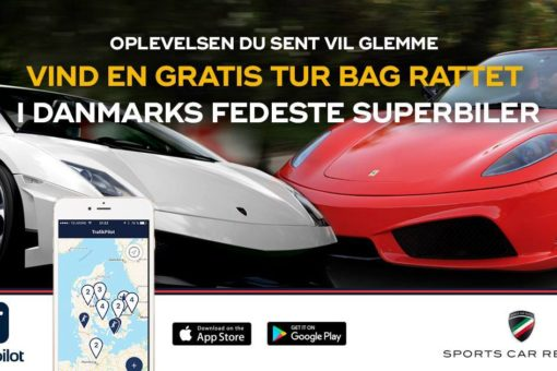 Sports Car Rental og Trafikpilot