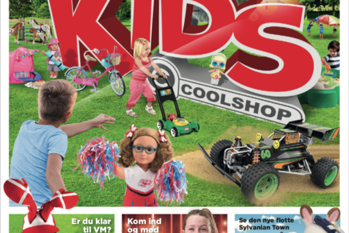 Kids Coolshop katalog